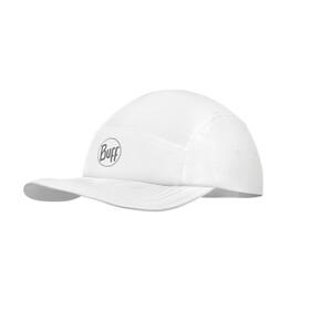 Buff 5 Panel Cappello, bianco